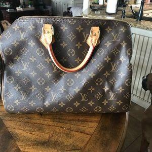 Handbags - Louie Vuitton speedy 30